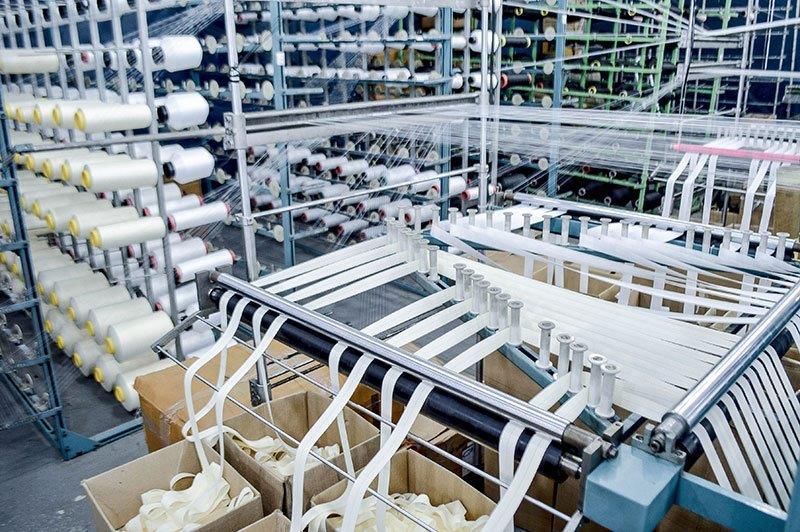 F brica de vi s de algod o cordontextil for Como se fabrica el marmol